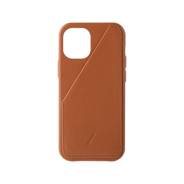 34316683706507,Clic Card (iPhone 12 Mini) - Tan