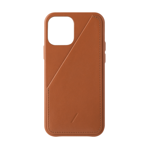 34316684787851,Clic Card (iPhone 12 Pro) - Tan