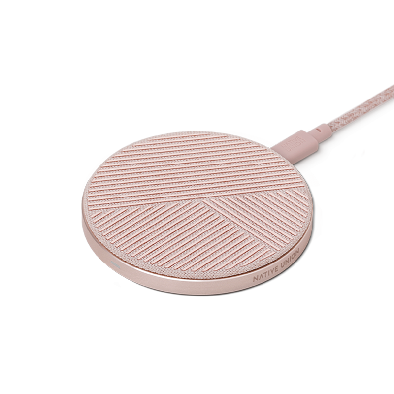 __sku:DROP-ROSE-FB-V2;Drop Wireless Charger - Rose