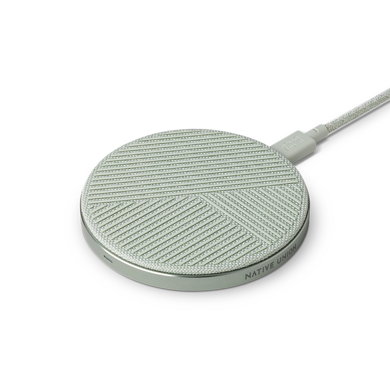 34253235388555,Drop Wireless Charger - Sage