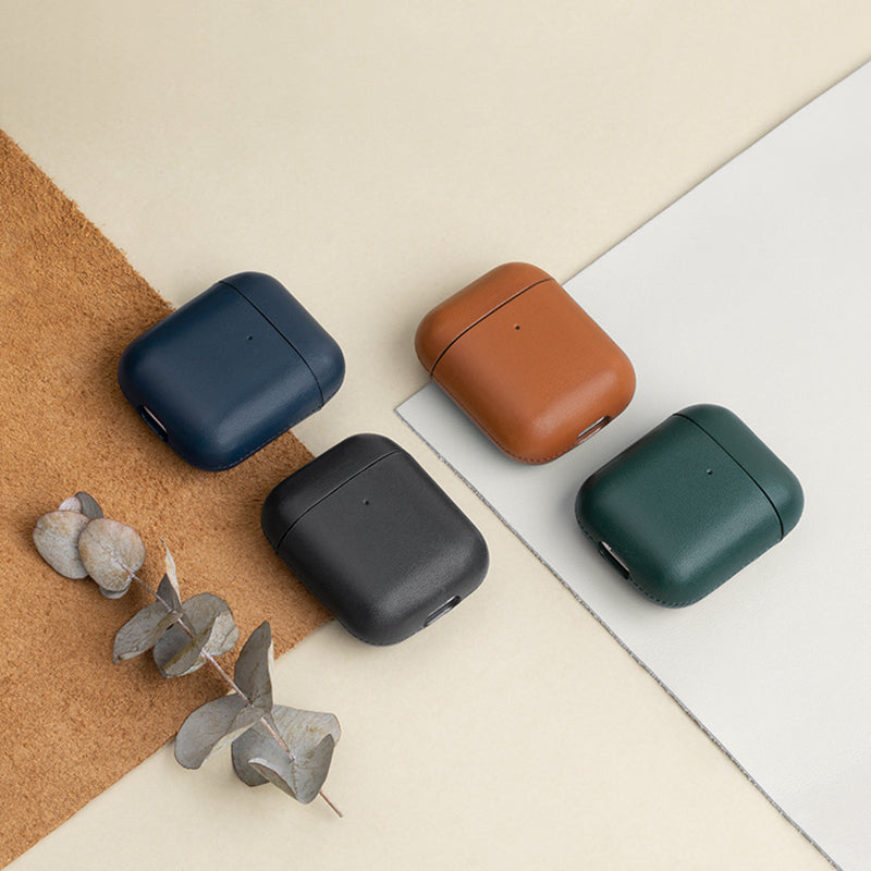 34253242859659,34253242892427,34253242925195,34253242957963,Leather Case for AirPods
