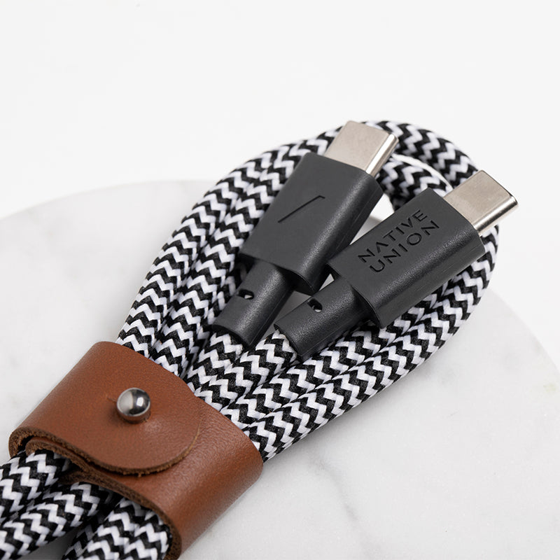 34253155500171,Belt Cable (USB-C to USB-C) - Zebra