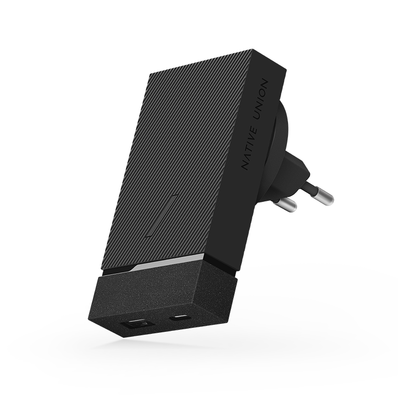 34253184237707,Smart Charger PD 18W - Slate