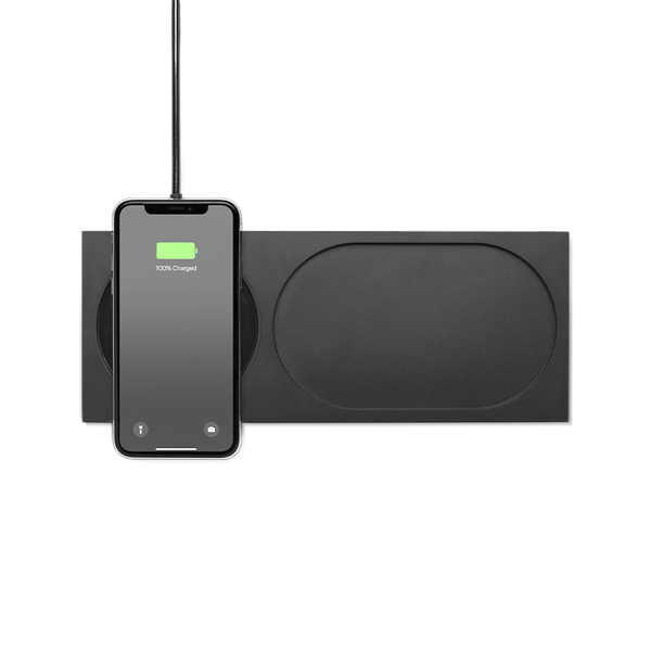 34253210058891,Block Wireless Charger - Black