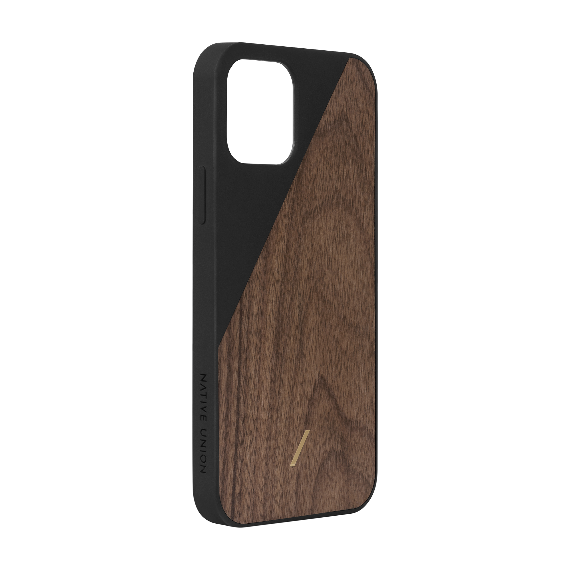 34316691046539,Clic Wooden (iPhone 12 Pro) - Black