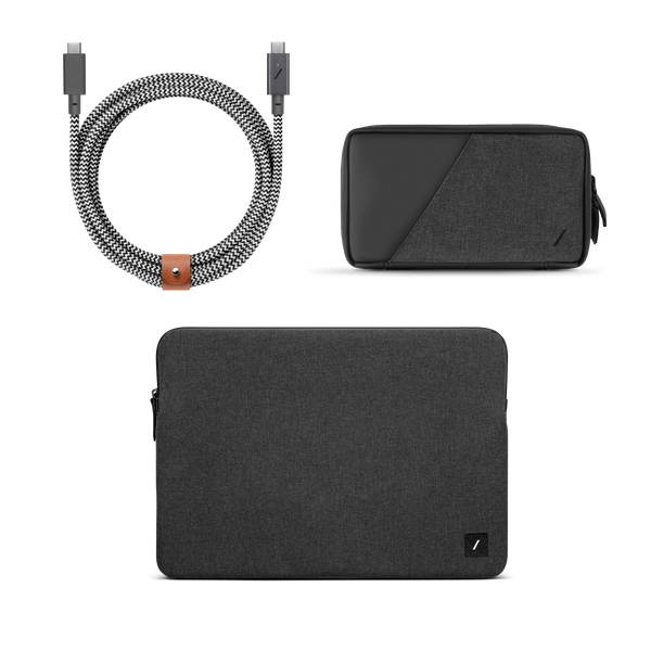 34391662493835,34391662526603,On-The-Go Essentials for MacBook 13""