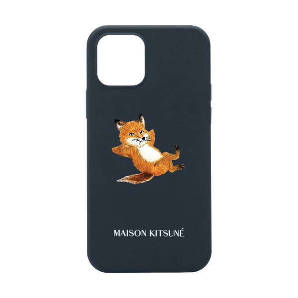 34480260251787,Chillax Fox Case (iPhone 12) - Blue