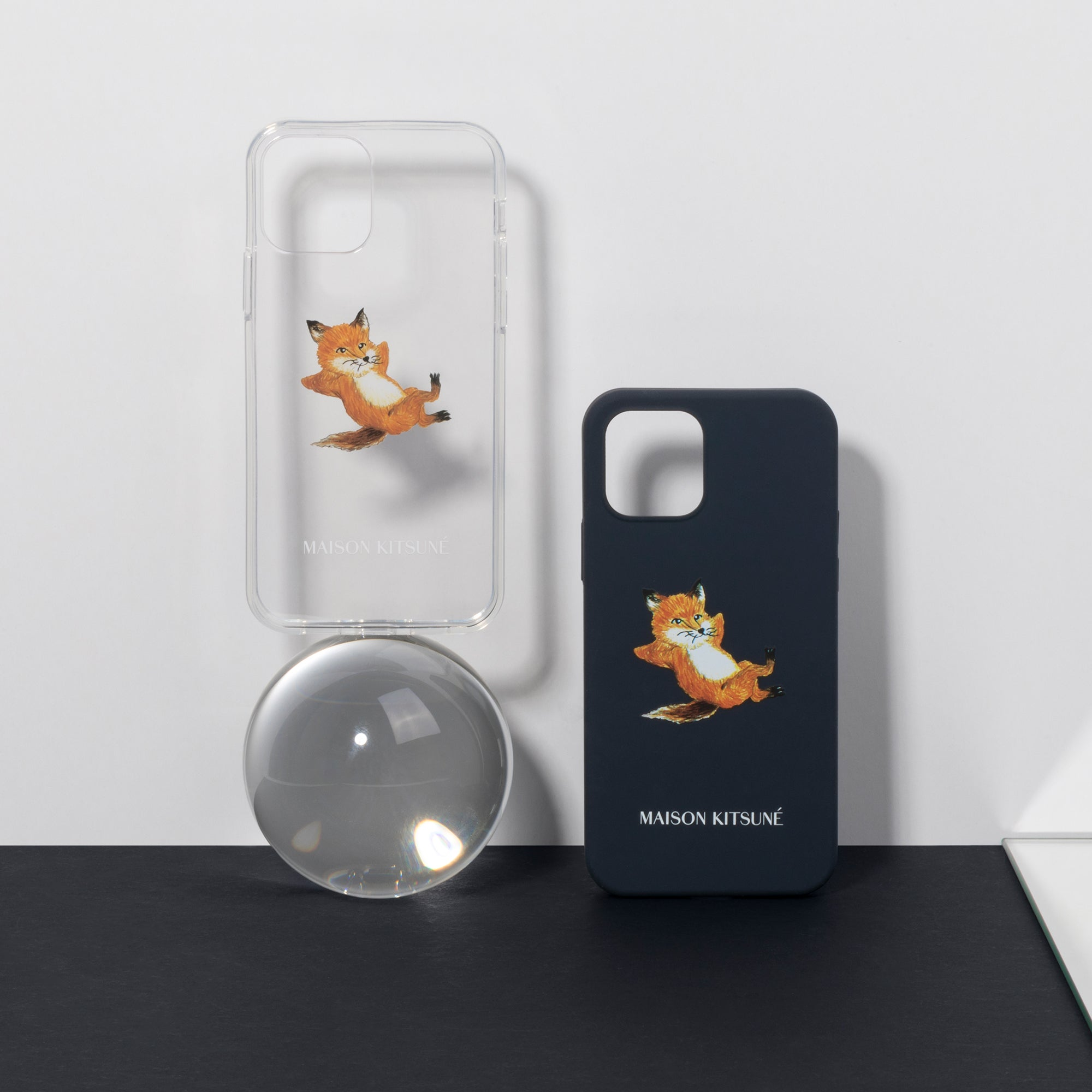 34480260251787,34480260284555,Chillax Fox Case (iPhone 12)