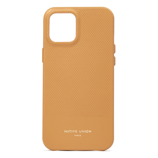 34408254439563,Clic Heritage (iPhone 12 Pro Max) - Ocre