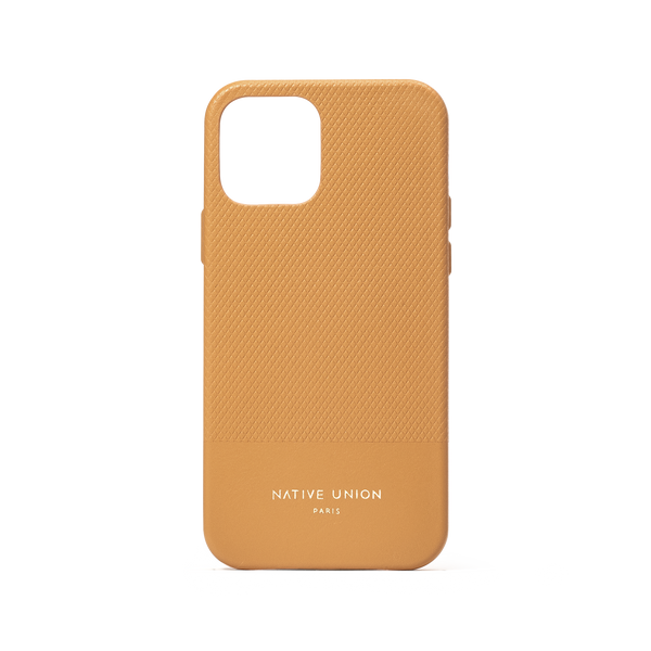 34408253063307,Clic Heritage (iPhone 12 Mini) - Ocre