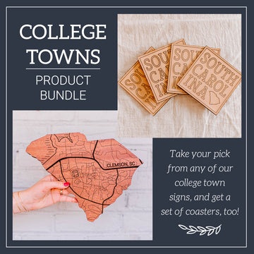 College Towns Christmas Bundle