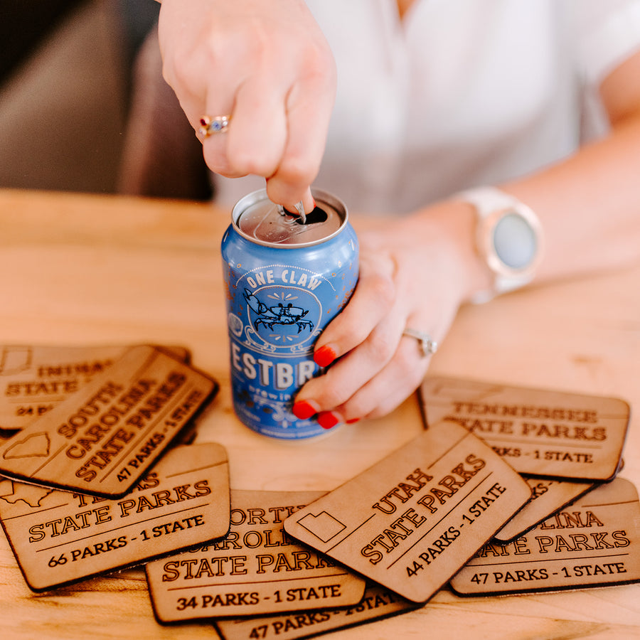 State Parks Coasters