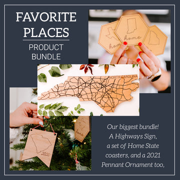 Favorite Places Christmas Bundle