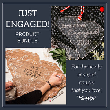 Just Engaged Christmas Bundle