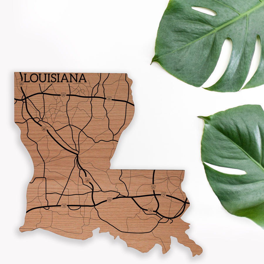 Louisiana Highways