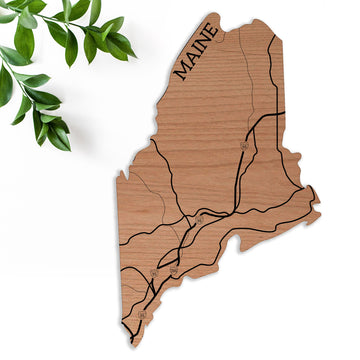 Maine Highways