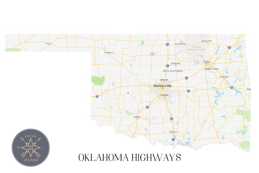 Oklahoma Highways