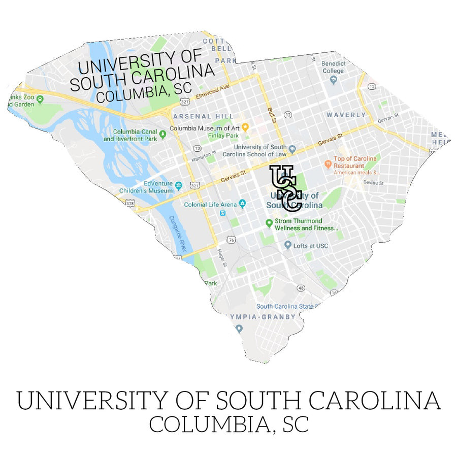 University of South Carolina - Columbia, SC
