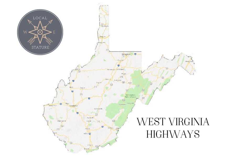 West Virginia Highways