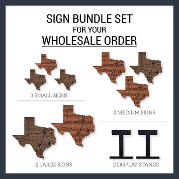 *Wholesale Only* Sign Bundle