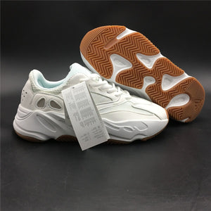 YEEZYs BOOST 700 Wave Runners White Gum
