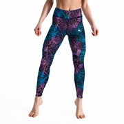 LOTUSXLITE ELECTRIC RAINFOREST LEGGINGS