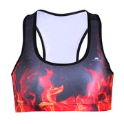 ON FIRE SPORTS BRA