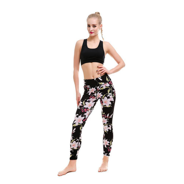 LOTUSX™ LOVE SPRING LEGGINGS