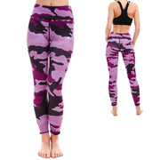 LOTUSX™ CAMO GIRL LEGGINGS
