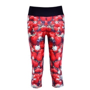 STRAWBERRY ATHLETIC CAPRI