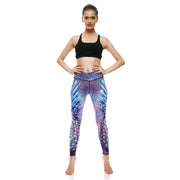 LOTUSX™ SPARKLE PINEAPPLE LEGGINGS