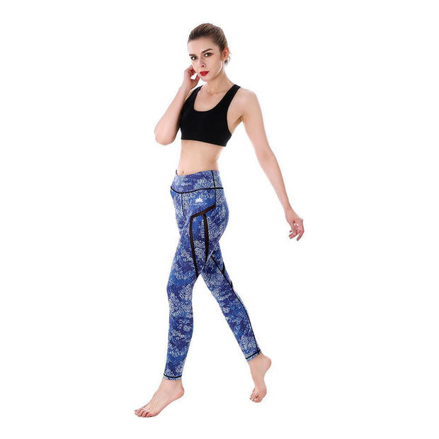 THUMBPRINT MAXPERFORMANCE LEGGINGS