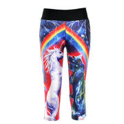 UNICORN ATHLETIC CAPRI
