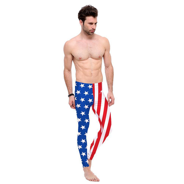 THE PATRIOTIC LEGGINGS