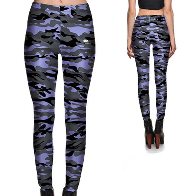 MISTY CAMO LEGGINGS