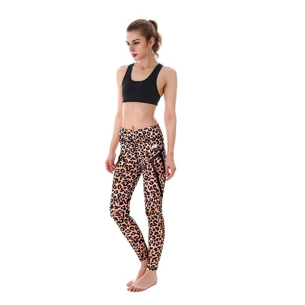 CHEETAH GIRL MAXPERFORMANCE LEGGINGS