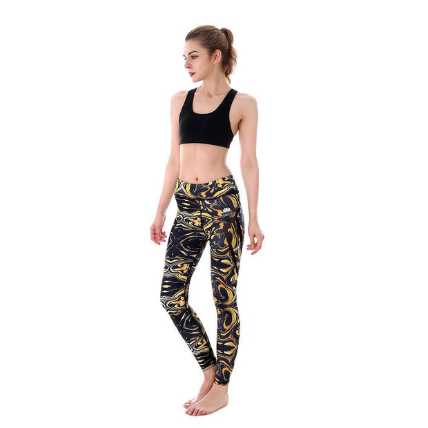 LIQUID GOLD MAXPERFORMANCE LEGGINGS