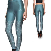 TEAL DREAMS LEGGINGS