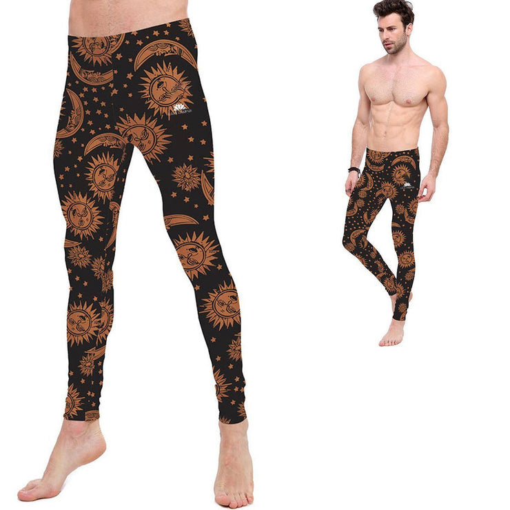 SUN AND MOON LEGGINGS
