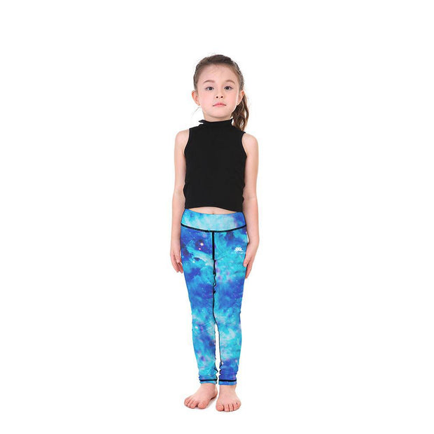 LOTUSX™ KID'S GALAXY LEGGINGS