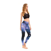 LOTUSX™ GALAXY LEGGINGS