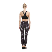 Midnight Marble MaxFlo Leggings - Lotus Leggings