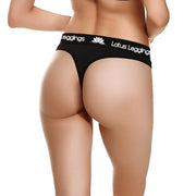 LOTUS LEGGINGS BLACKOUT THONG STYLE
