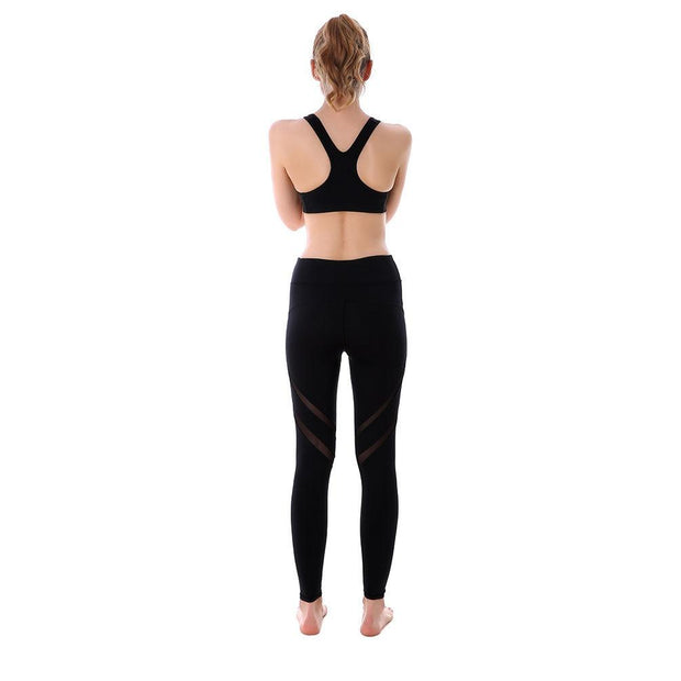 Blackout MaxPerformance Leggings - Lotus Leggings