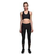 Sparkling Athletic Leggings - Lotus Leggings