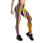 SUNSET STRIPE LEGGINGS