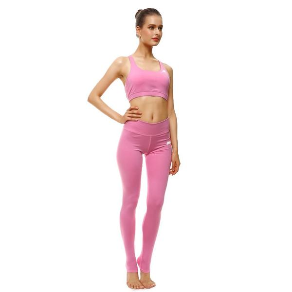 PRETTY IN PINK BOW LEGGINGS