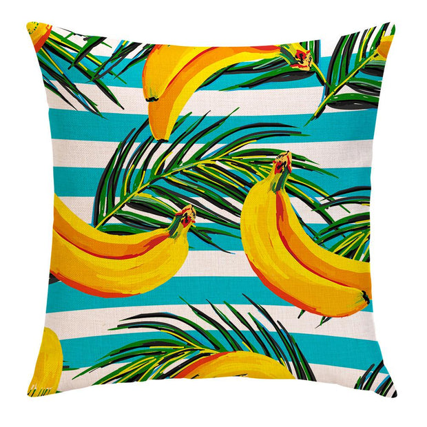 Tasty Banana Pillow Cover - Lotus Leggings