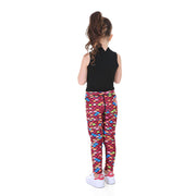 LotusX™ Kid's Mermaid Scale Leggings - Lotus Leggings