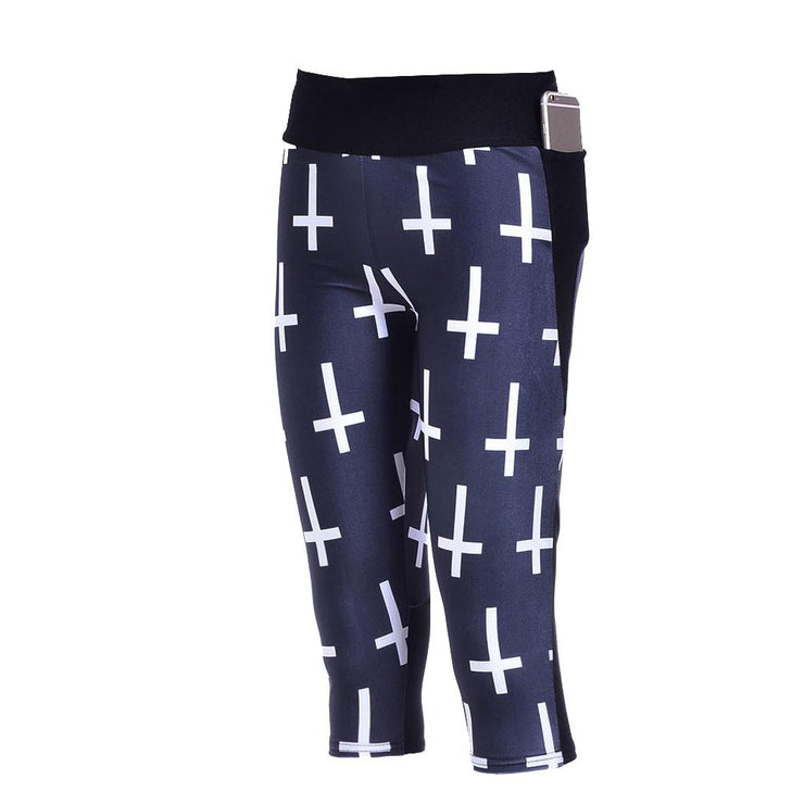CROSS ATHLETIC SET - Lotus Leggings